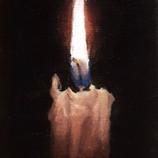Lit candle study
