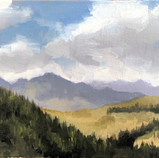 Bozeman, MT Plein air