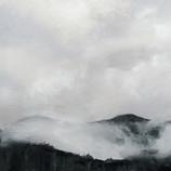 Foggy WV Hills, 8x10