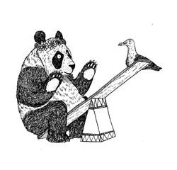 Mason's Imagination Panda