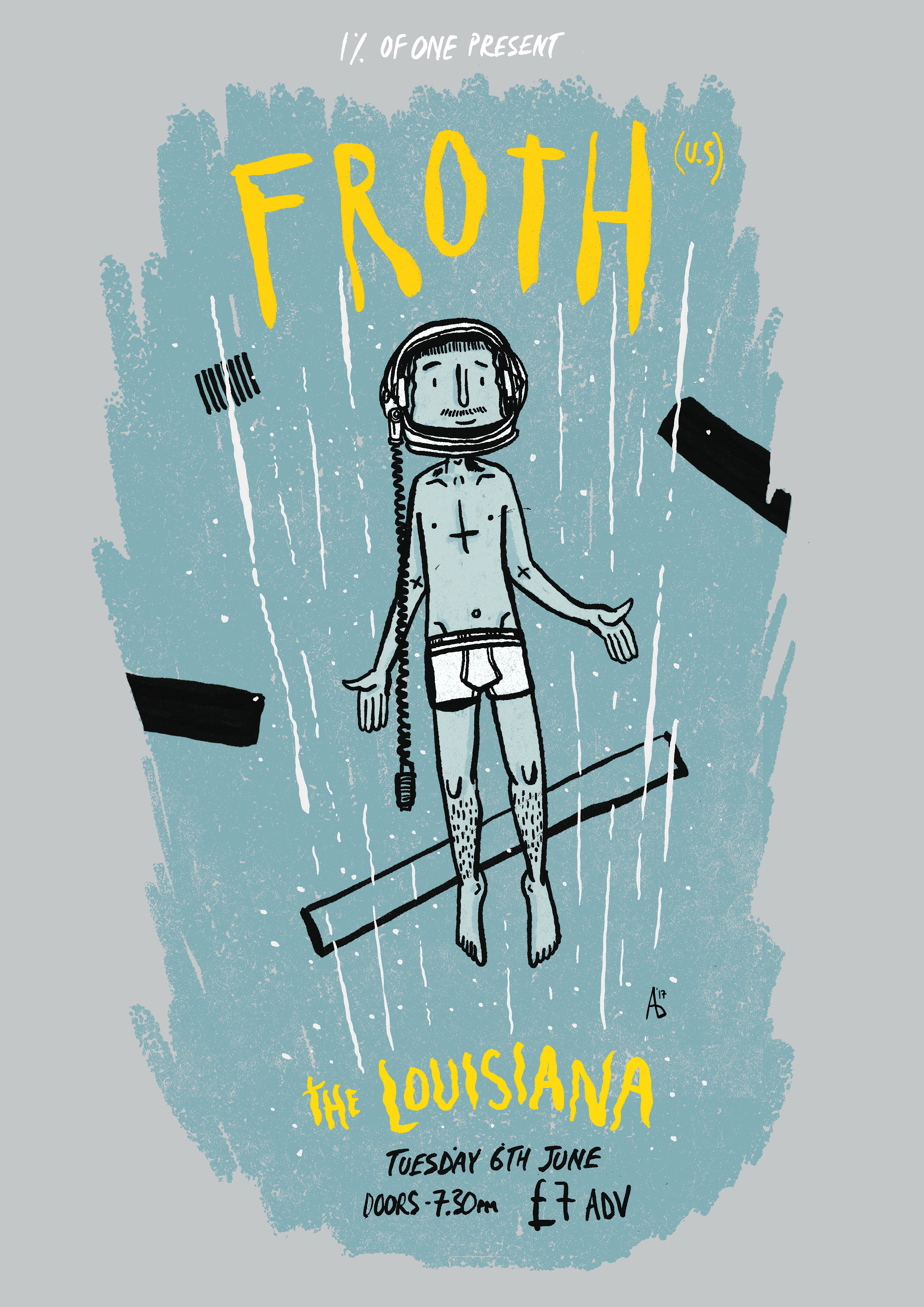 Froth Poster