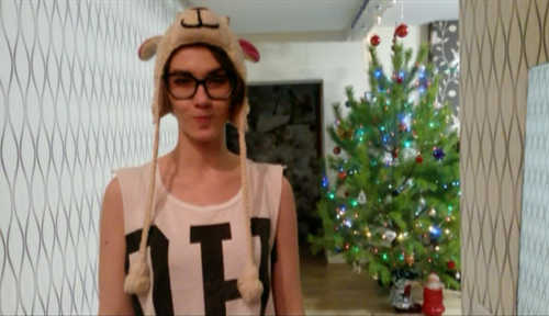 New Year. Video Diary