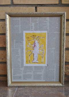 Lobster, prints (2016)