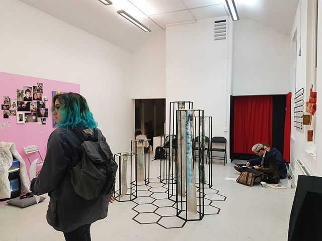Installation for OXY(MORON) show