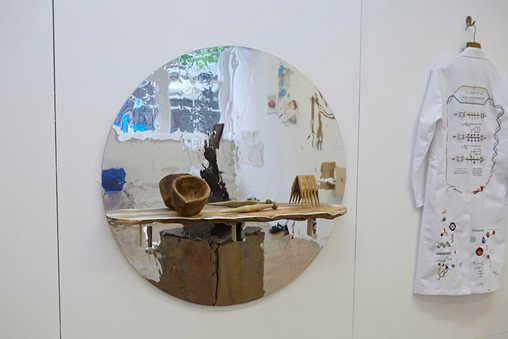 False Mirror installation