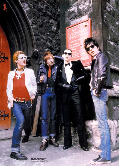 The Damned's First Incarnation