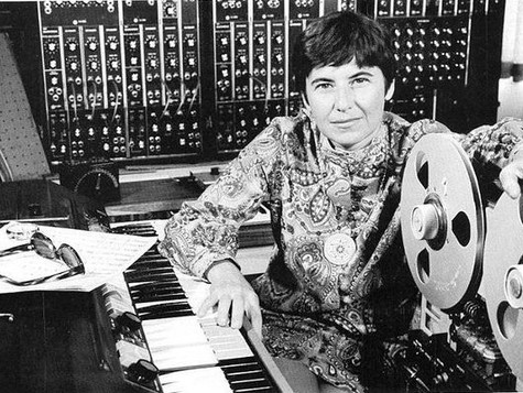 ELECTRONIC VOYAGER: IN PRAISE OF RUTH WHITE