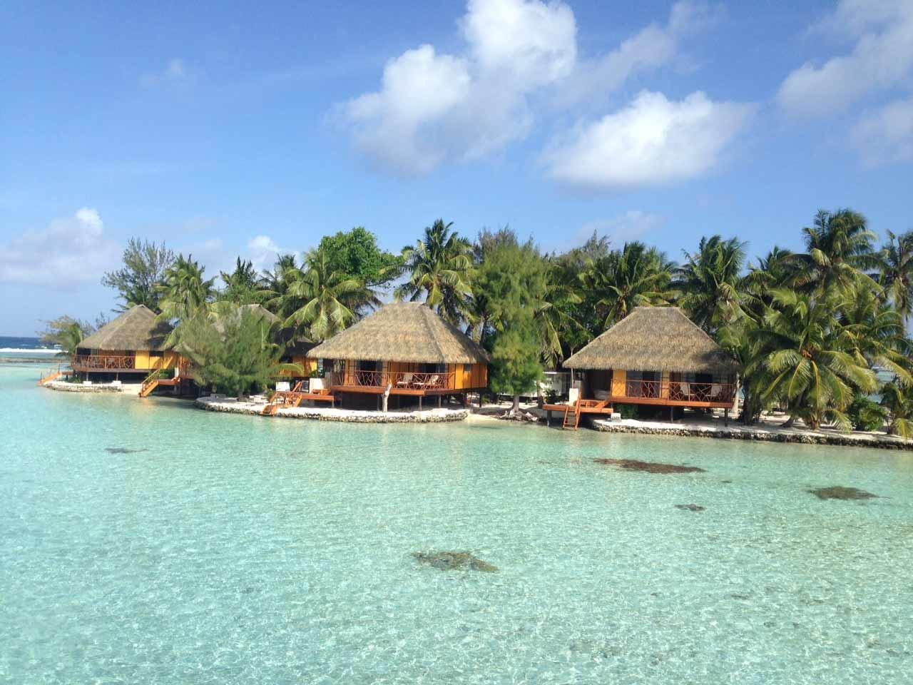 Votre bungalow-suite plage