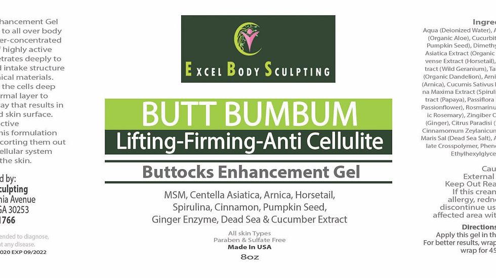 Bum Bum Butt Enhancement Creme