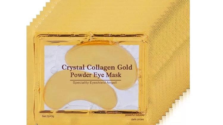Gold Collagen Under Eye Mask