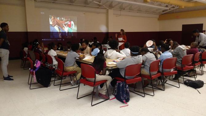 Douglass Cornerstone Brings Thanksgiving Cheer To The Douglass Community