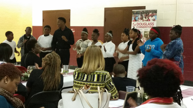 Standing Strong Together: Douglass Cornerstone Hosts Inaugural Fundraising Luncheon