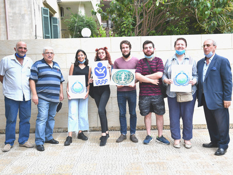 Hilfe für Beirut und Tripolis, Libanon nach der Explosionskatastrophe