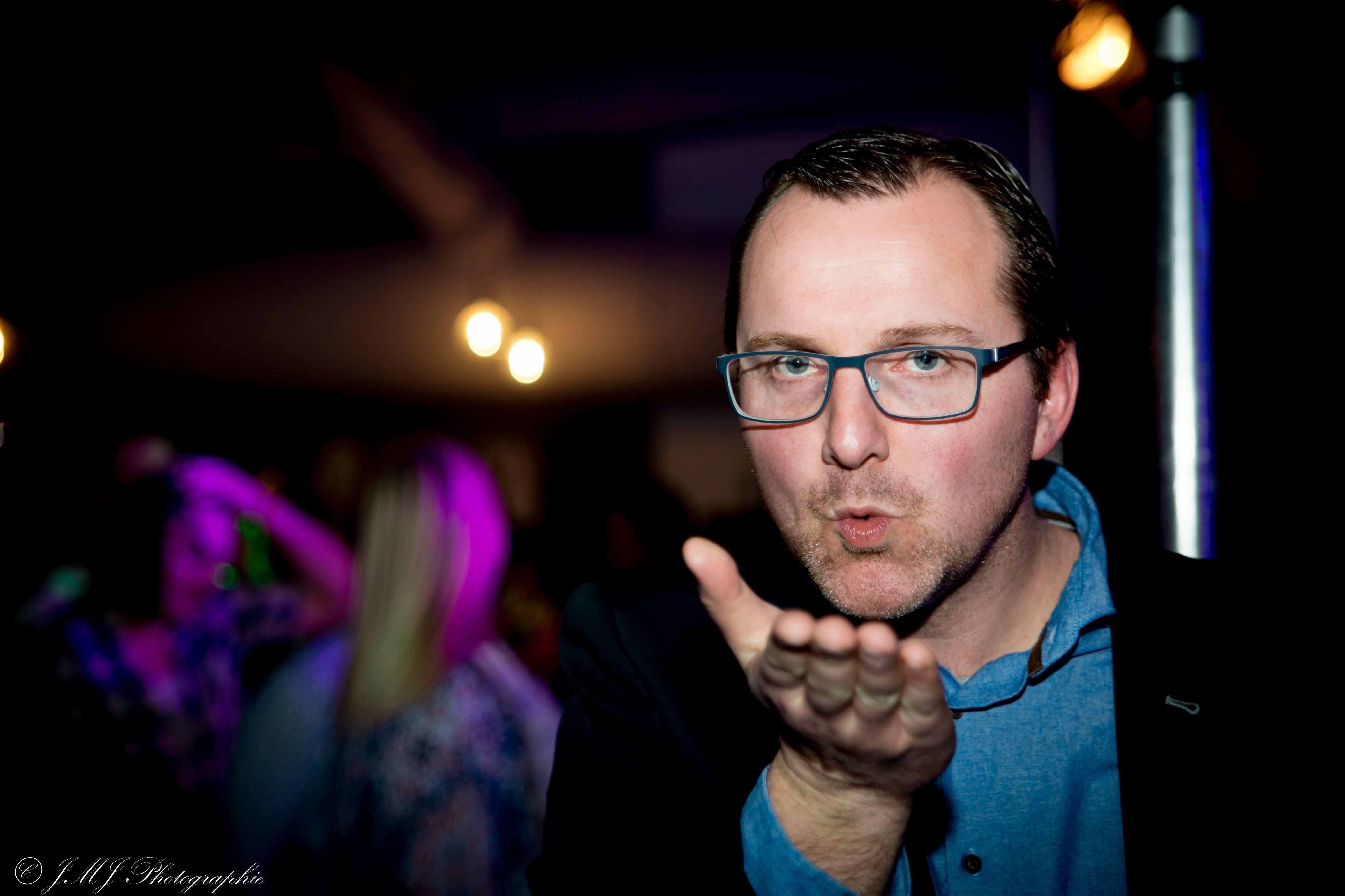 DJ Olivier Dhoeur