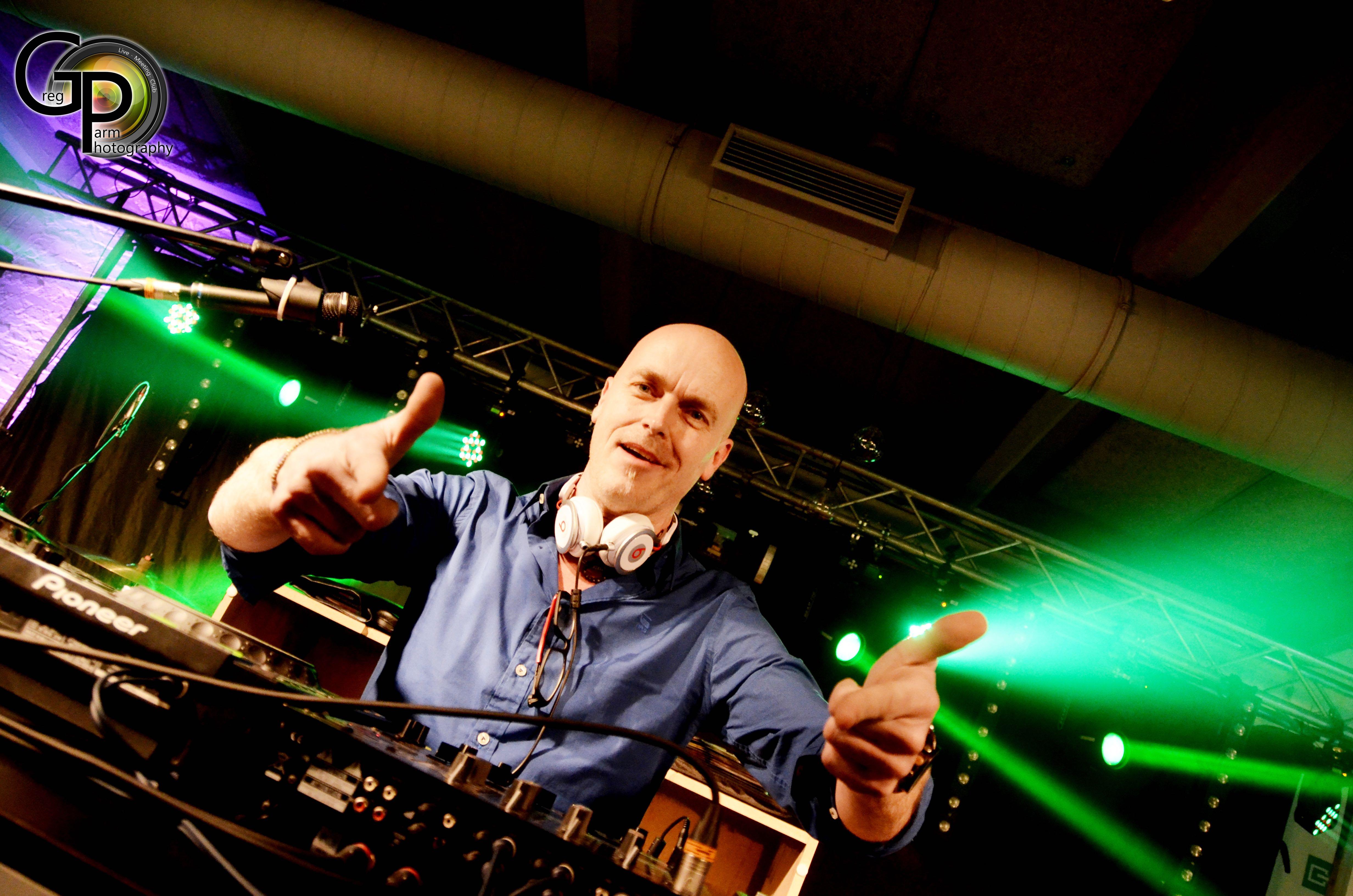 DJ Marc Baiwir