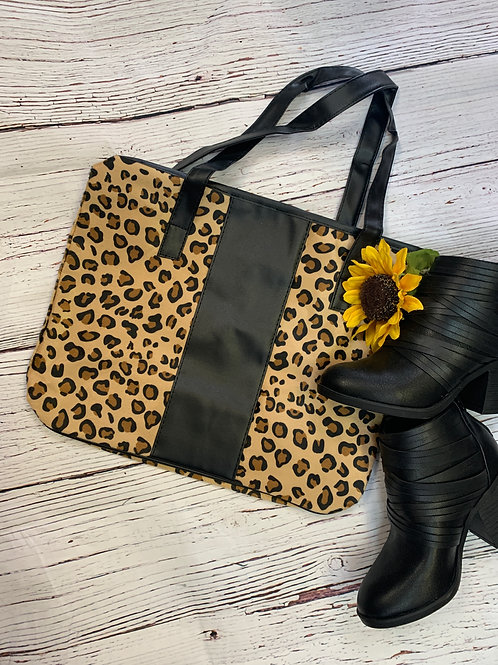 Leopard Oversized Bag