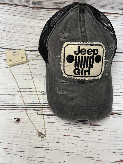 Jeep Pony Hat