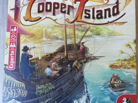 Cooper Island - Frosted Games