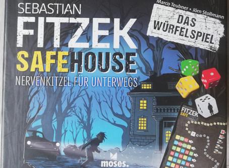 Sebastian Fitzek - Safehouse - Das Würfelspiel - moses. Verlag