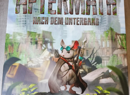 Aftermath: Nach dem Untergang - Plaid Hat Games