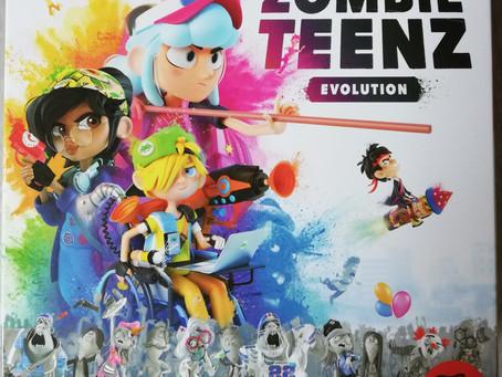 Zombie Teenz Evolution - Asmodee
