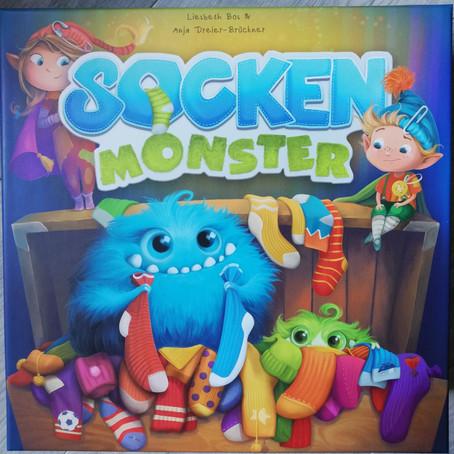 Sockenmonster - Lifestyle Boardgames