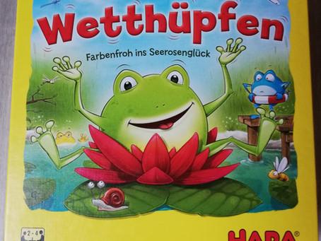 Wetthüpfen - HABA