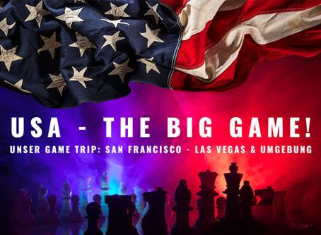 USA - THE BIG GAME!