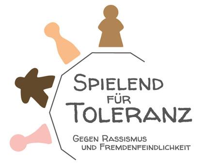 Spielend für Toleranz - Gegen Rassismus und Fremdenfeindlichkeit