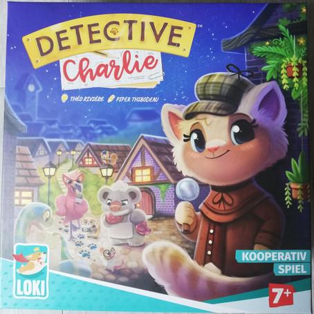 Detective Charlie - Loki