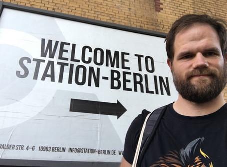 Gaming Wolves auf Reisen - BerlinCon 2019
