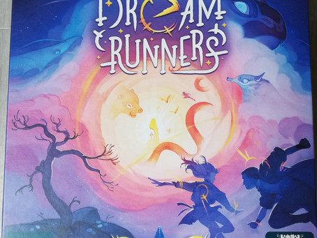 Dream Runners - Boardgame Box