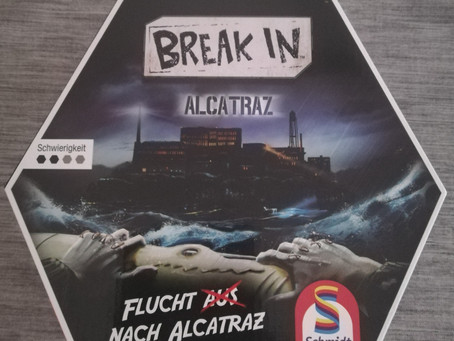 Break In Alcatraz - Play Monster