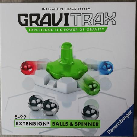 GraviTrax - Erweiterung Balls & Spinner - Ravensburger