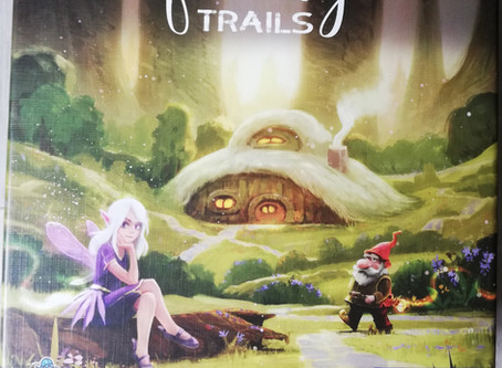 Fairy Trails - HUCH
