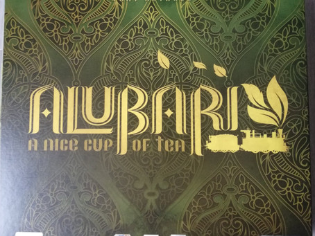 Alubari - Boardgame Box