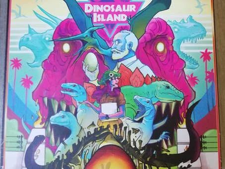 Dinosaur Island - Feuerland Spiele