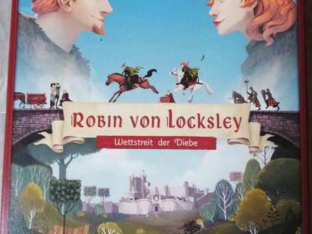 Robin von Locksley - Wyrmgold