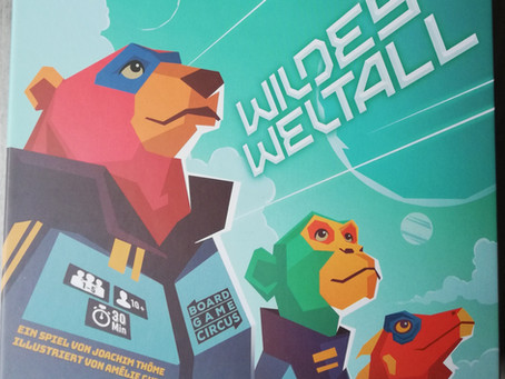 Wildes Weltall - Board Game Circus