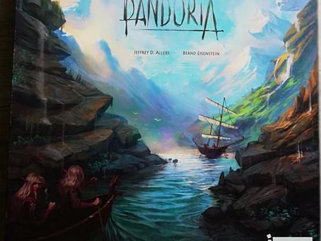 Pandoria - Irongames