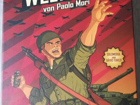 Winziger Weltkrieg - Schwerkraft Verlag