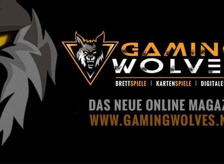 Gaming Wolves Gewinnspiel