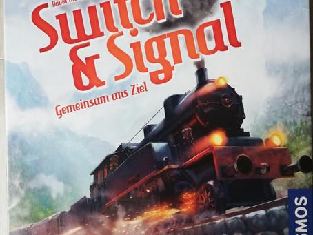 Switch & Signal - Kosmos