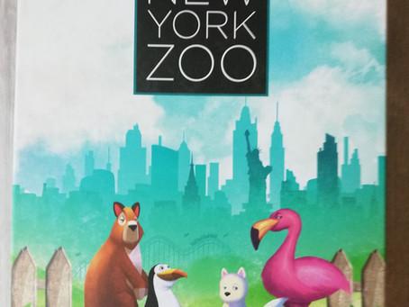 New York Zoo - Feuerland