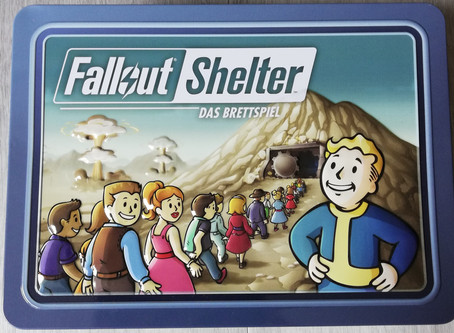 Fallout Shelter - Fantasy Flight Games