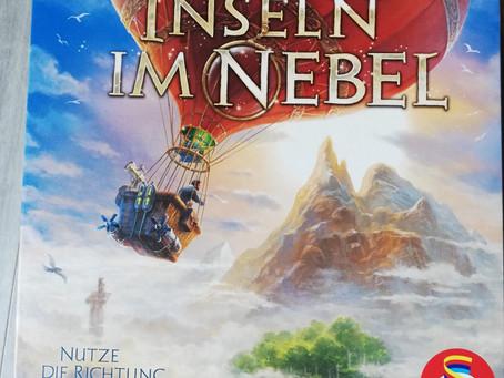 Die Inseln im Nebel - Schmidt Spiele