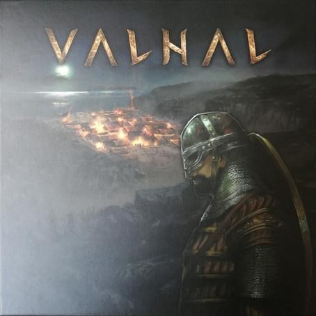 Valhal - Tetrahedron Games
