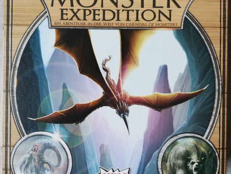 Monster Expedition - AMIGO