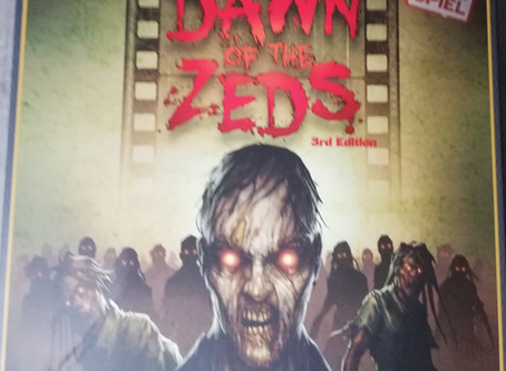 Dawn of the Zeds - Frosted Games