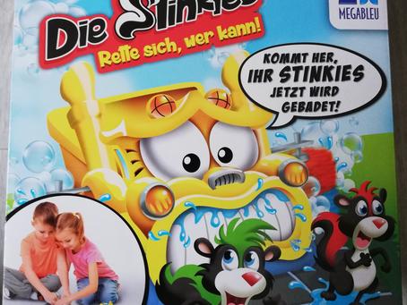 Die Stinkies - Rette sich, wer kann! - Hutter Trade